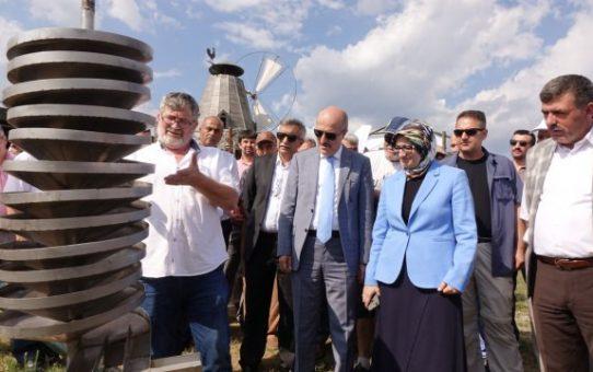 Kazdağları'nda 'Yağ, Bal Ve Süt Festivali'